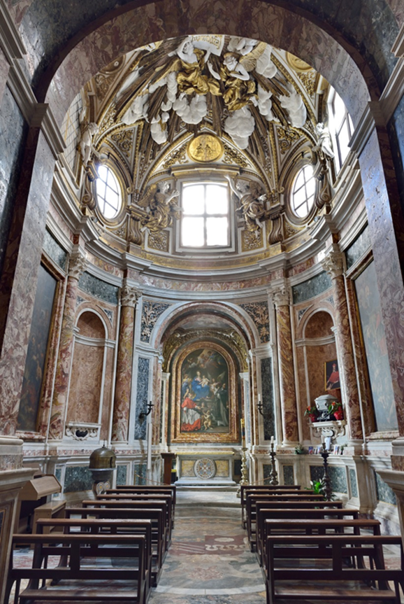 The Spada Chapel